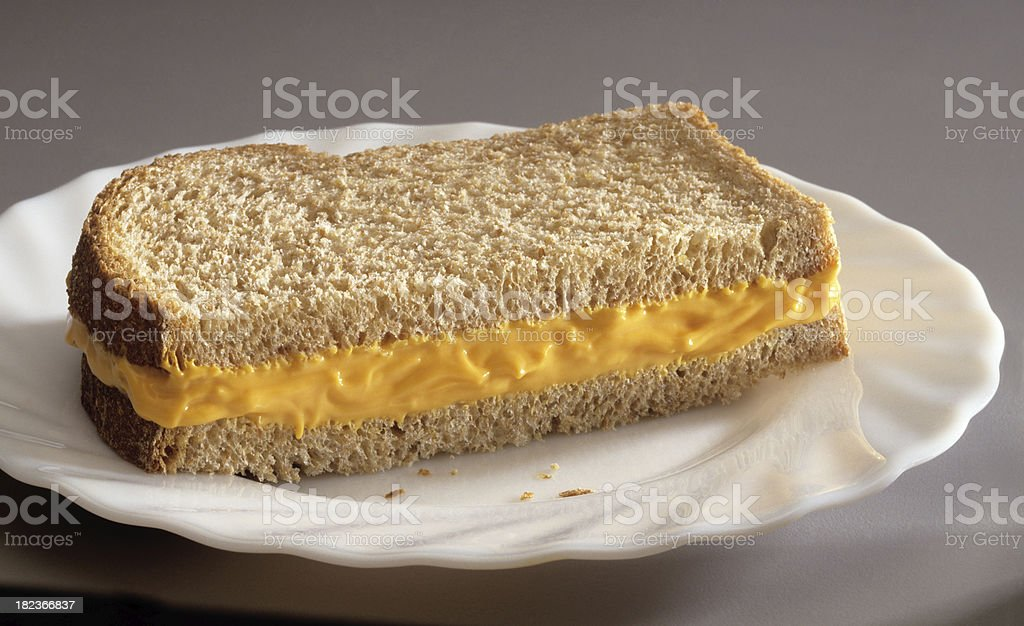 delicius sandwich stock photo
