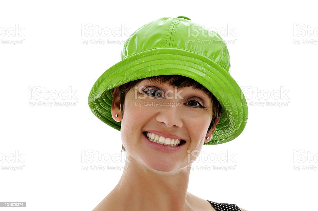 Delighted royalty-free stock photo