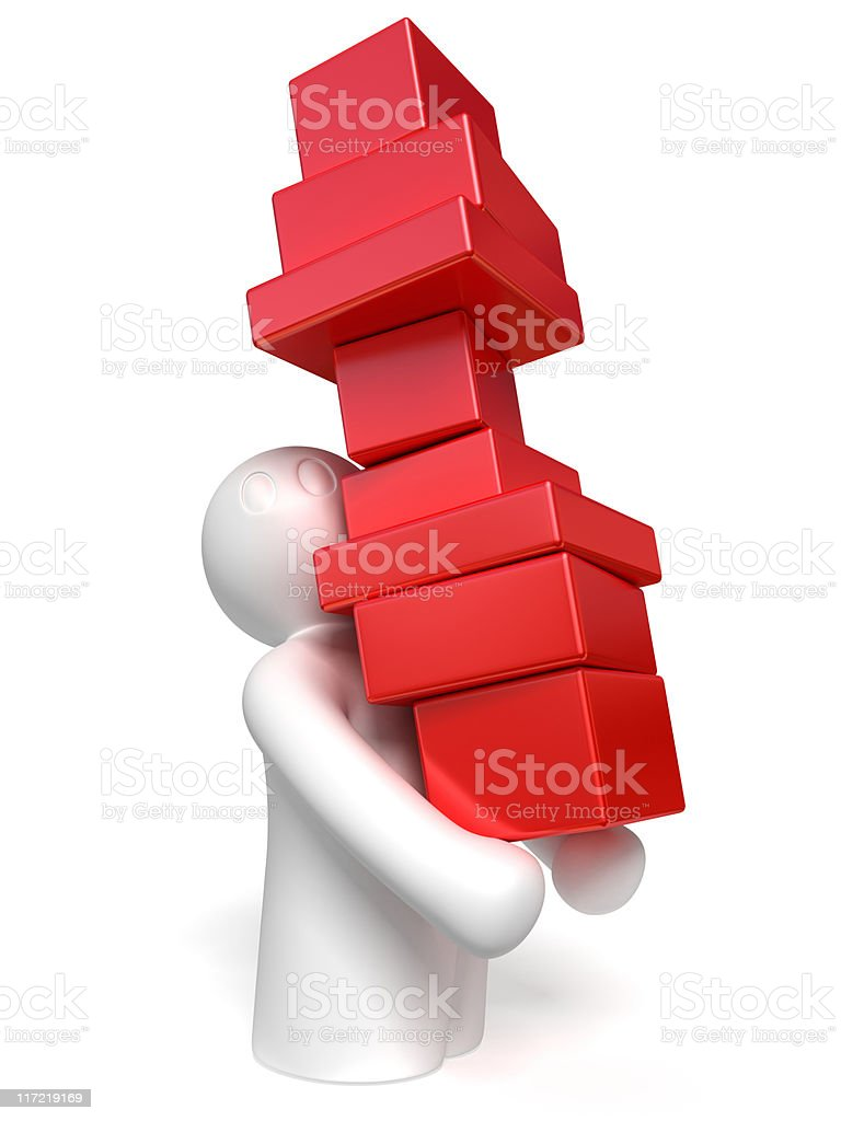 delivery concept royalty-free stock photo