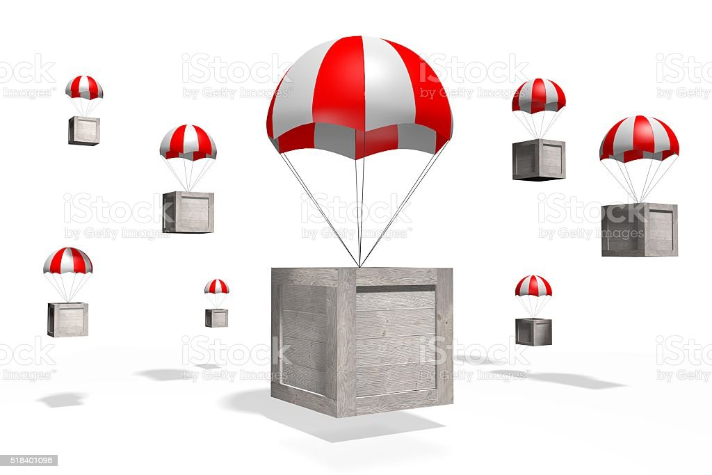 Delivery concept stock photo