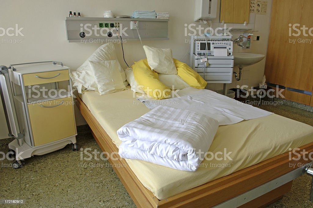 Delivery room #4 stock photo