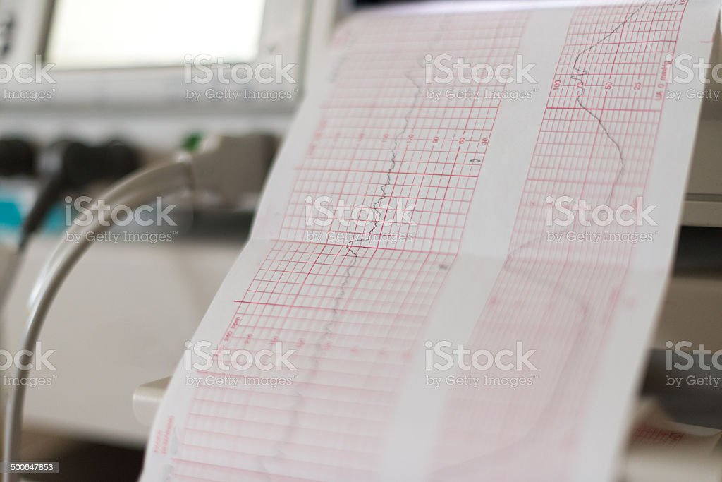 Delivery Room stock photo