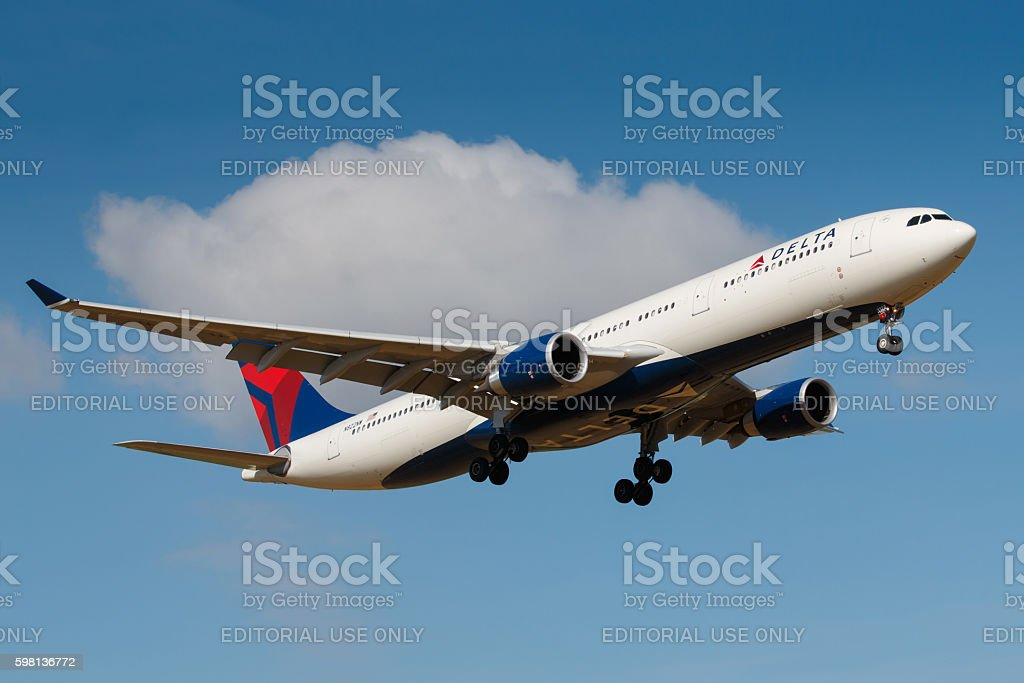 Delta stock photo