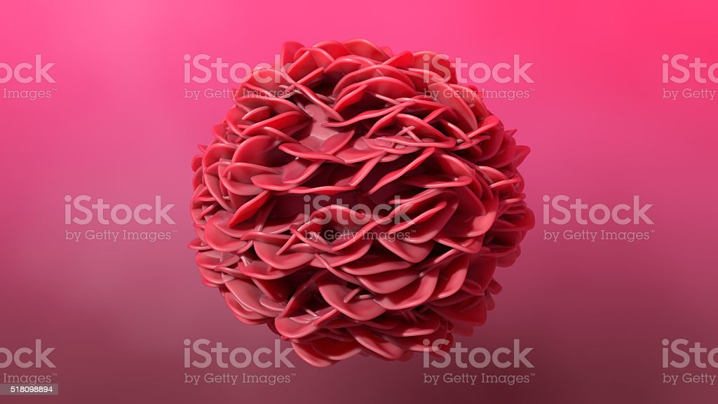Dendritic cell stock photo