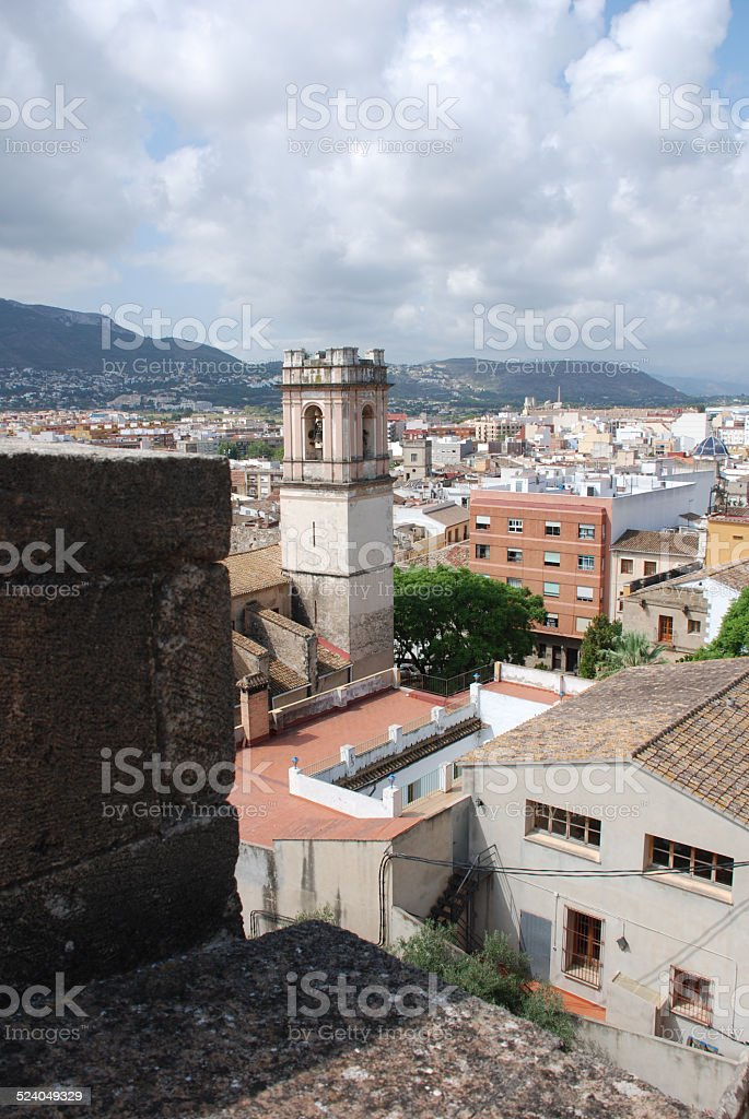 Denia royalty-free stock photo