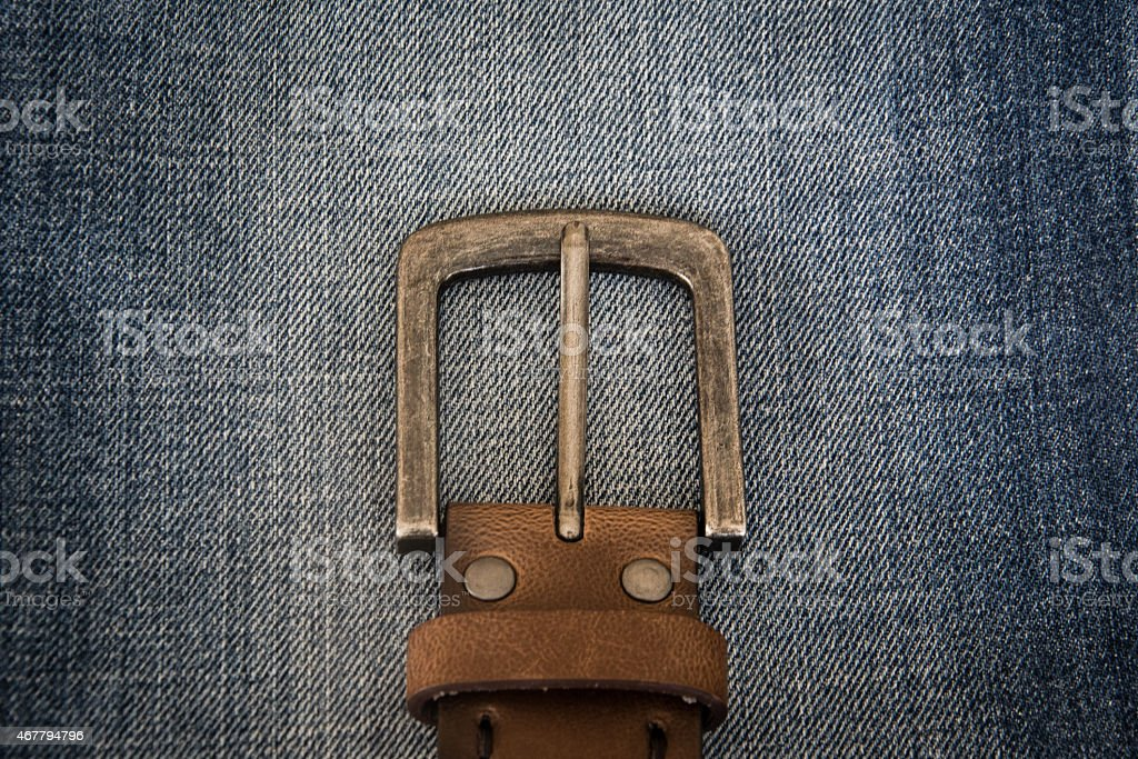 Denim Jeans stock photo