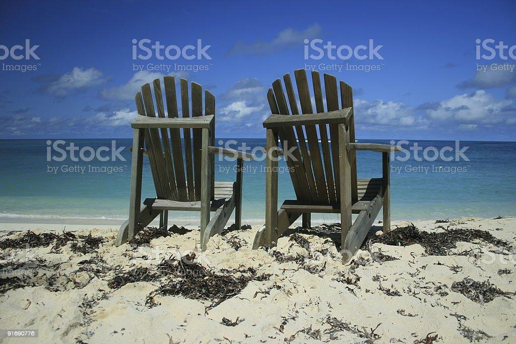 denis island  Seychelles stock photo