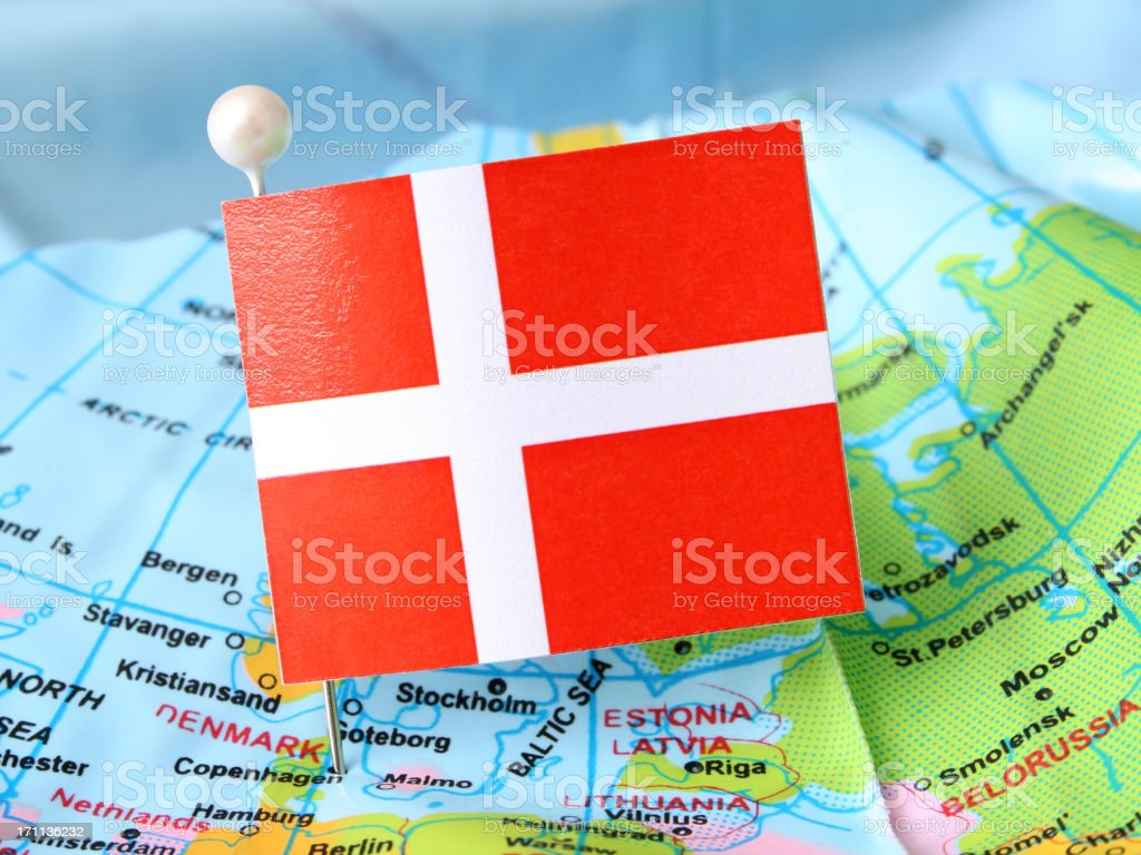 Denmark royalty-free stock photo