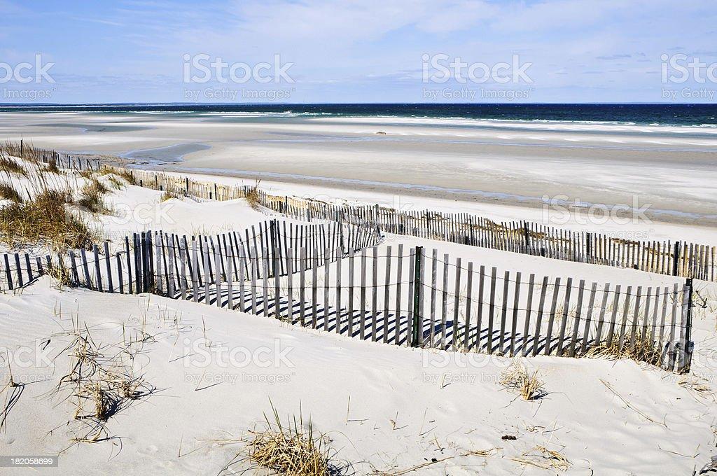 Dennis Beach stock photo