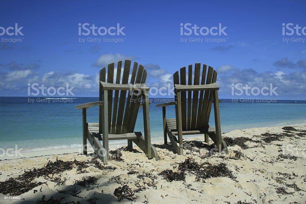 dennis island Seychelles stock photo