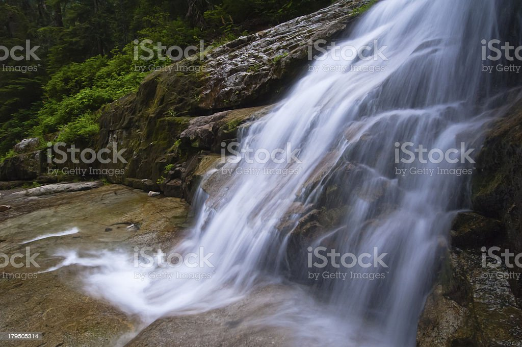 Denny Creek 1 royalty-free stock photo
