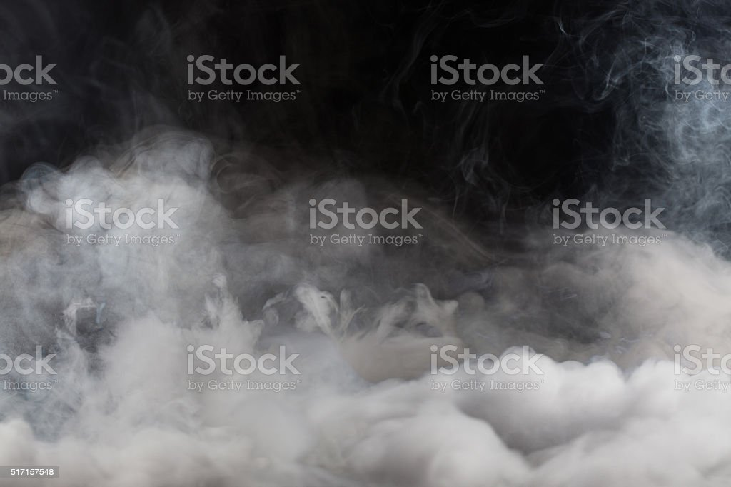 dense smoke background stock photo