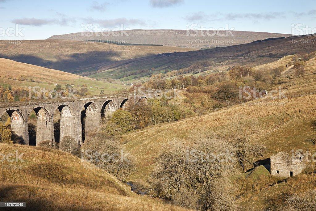 Dent Head Viaduct royalty-free stock photo