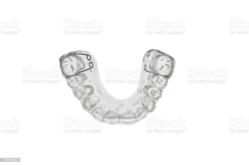 dental bite stock photo