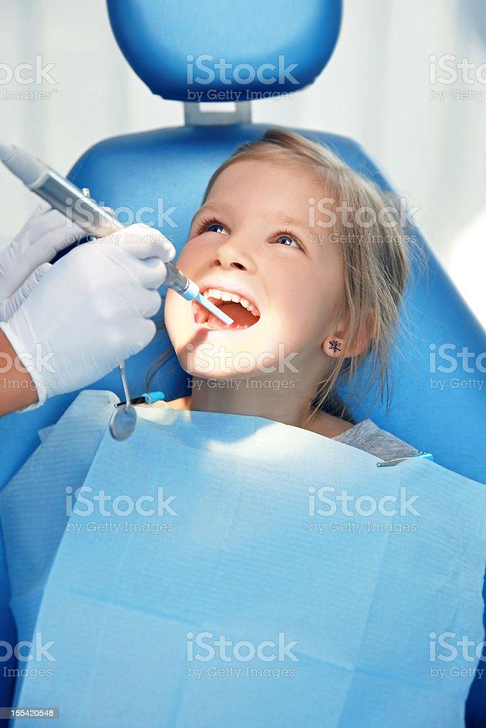 Dental care royalty-free stock photo