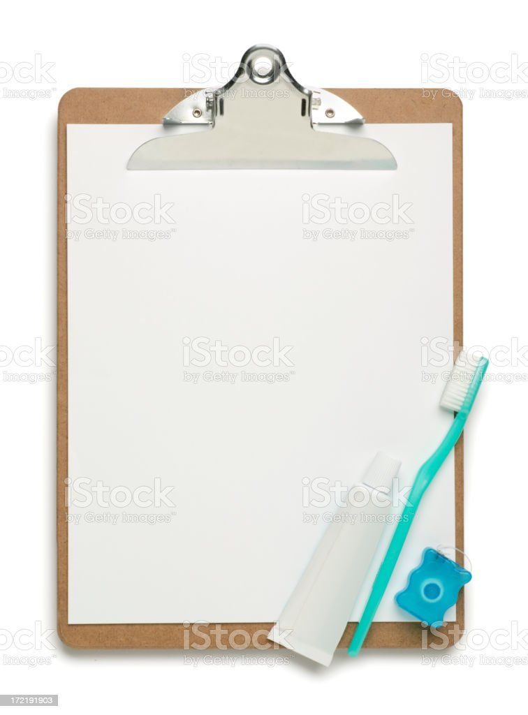Dental Checkup royalty-free stock photo