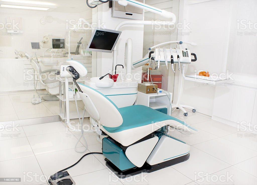 Dental clinic royalty-free stock photo
