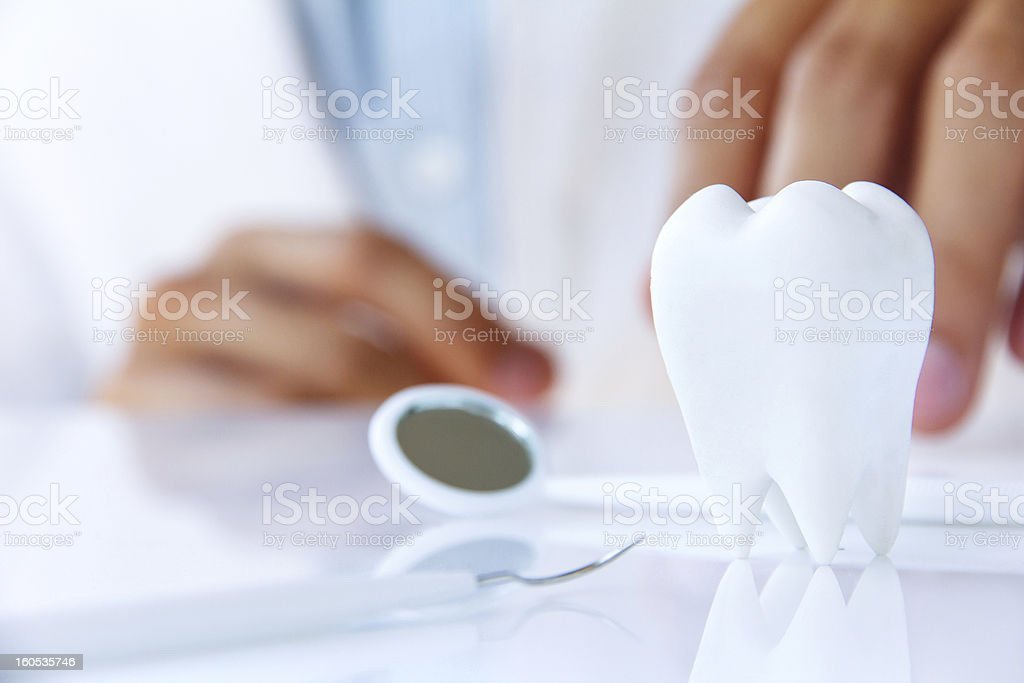 dental concept stock photo