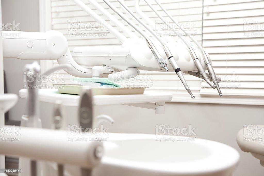 Dental equipment royalty-free stock photo