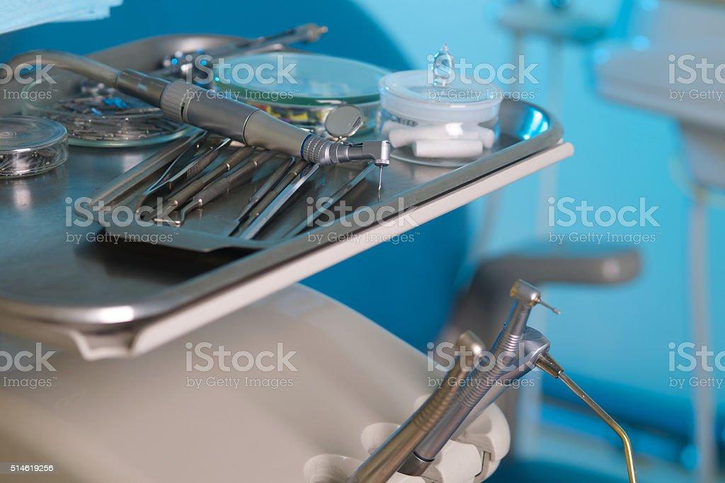 치아용 장비 royalty-free 스톡 사진