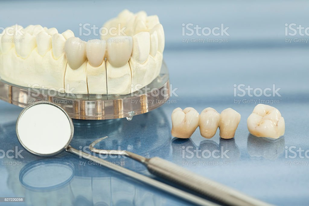 Dental health care stock photo