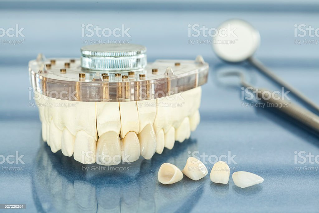 Dental health care stock photo