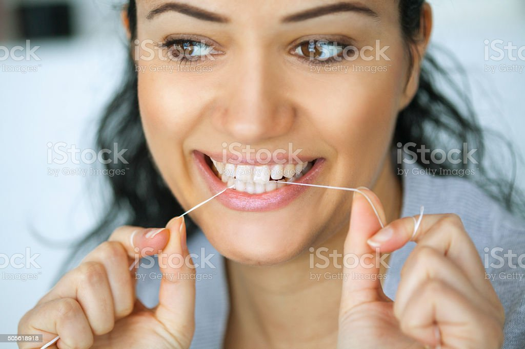 dental health stock photo