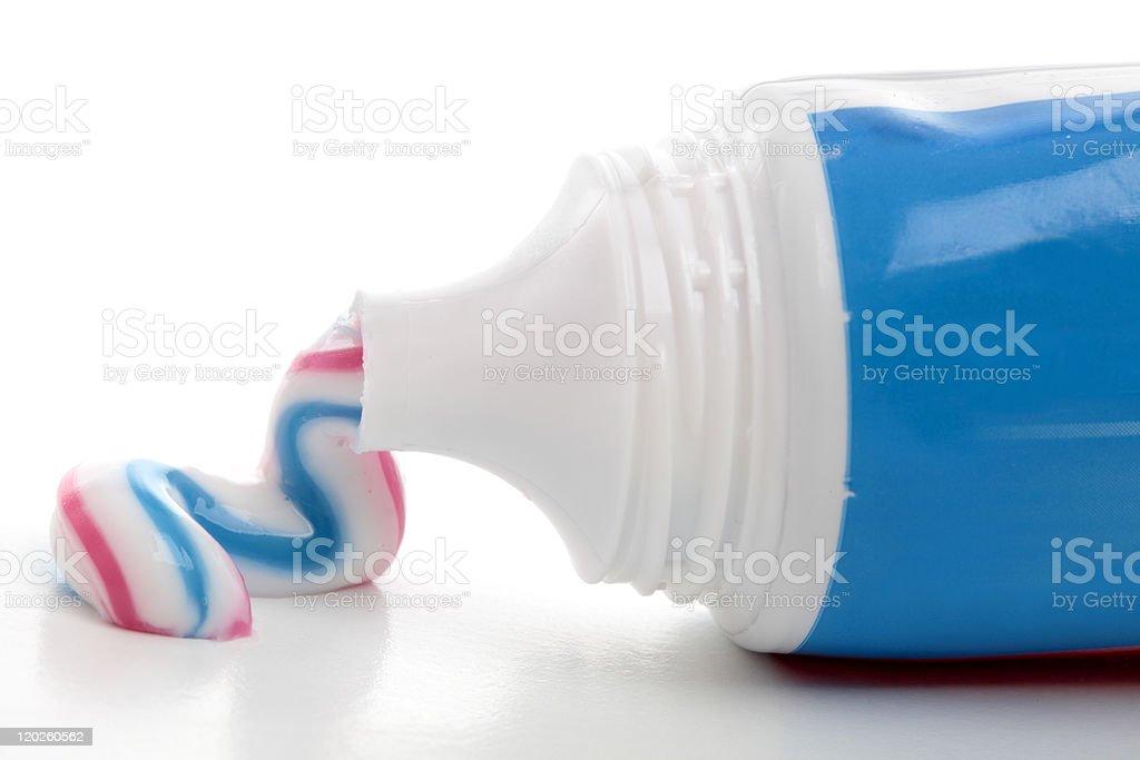 Dental Health Toothpaste stock photo