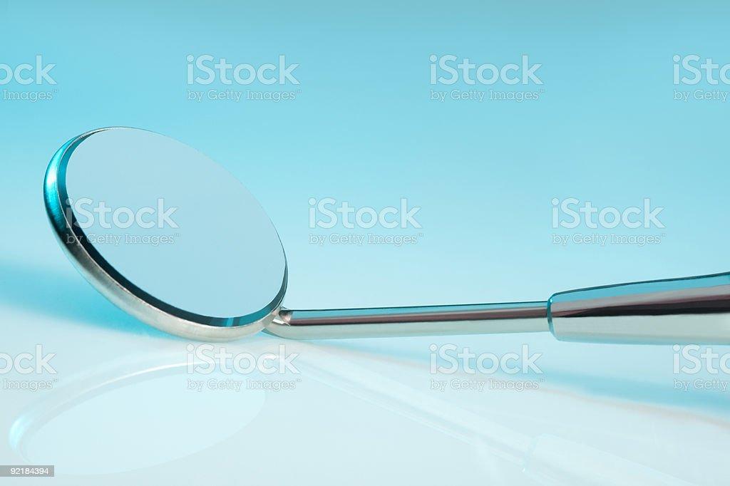 Dental Instrument royalty-free stock photo