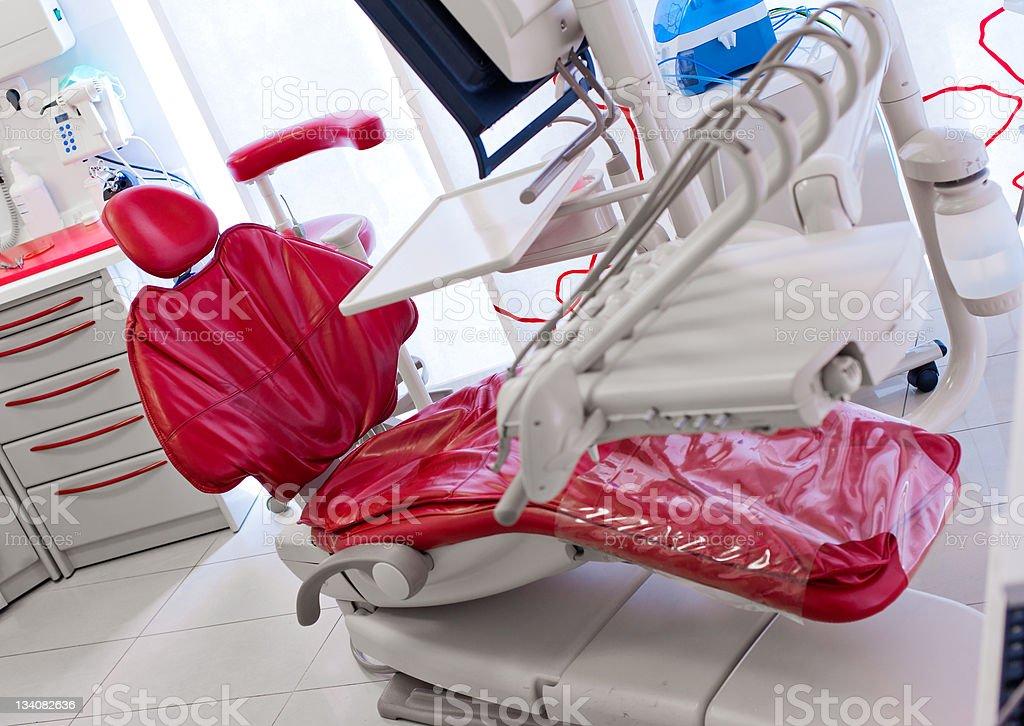 Dental machine royalty-free stock photo