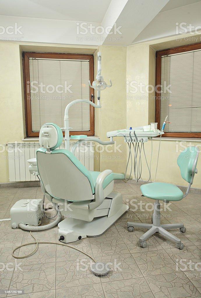 Dental office royalty-free stock photo