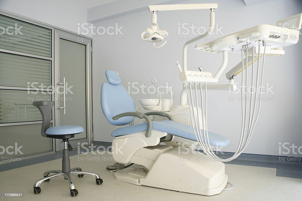 Dental office royalty-free stock photo