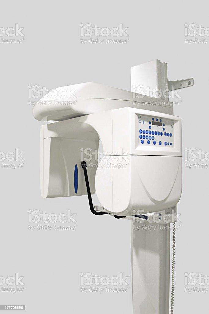 Dental Panning X-ray Machine stock photo