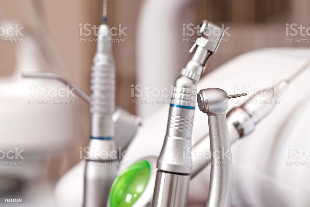 Dental royalty-free stock photo