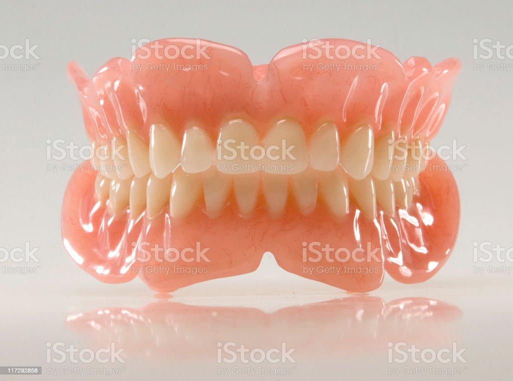 Dental Plate royalty-free stock photo