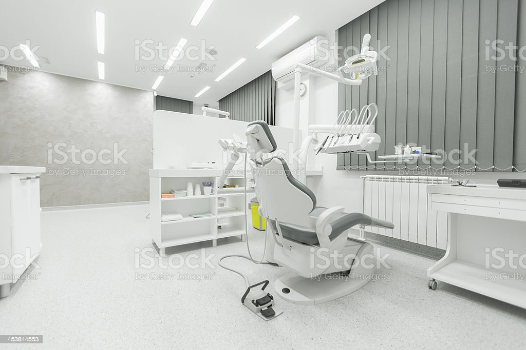 Dentist office stock photo