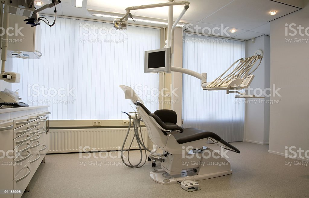 Dentist office, royalty-free stock photo