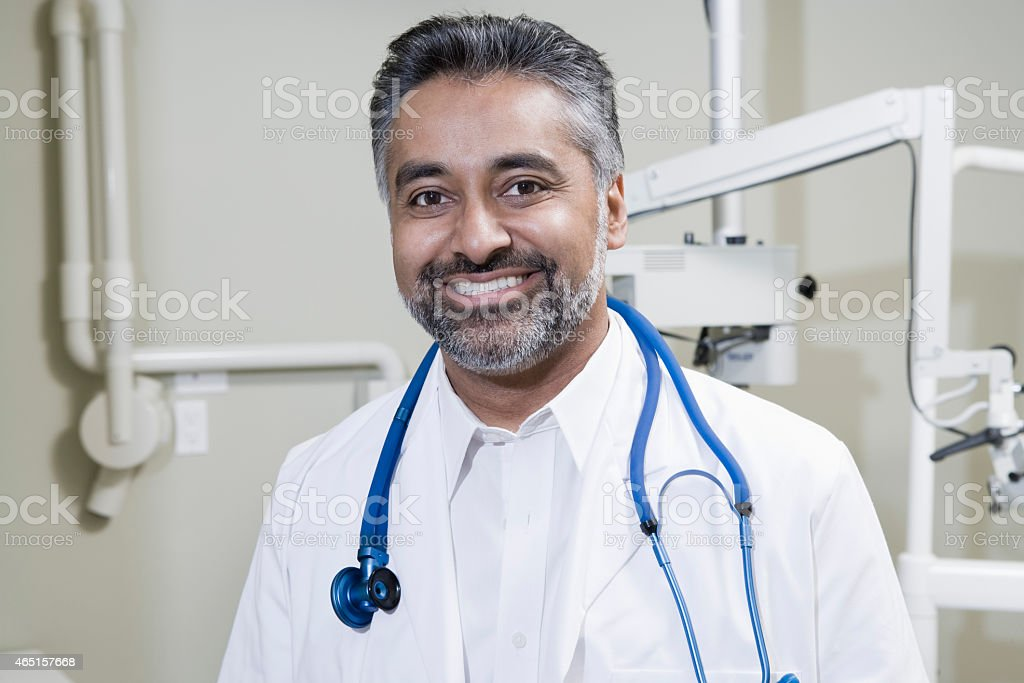 Dentist Surgery stock photo