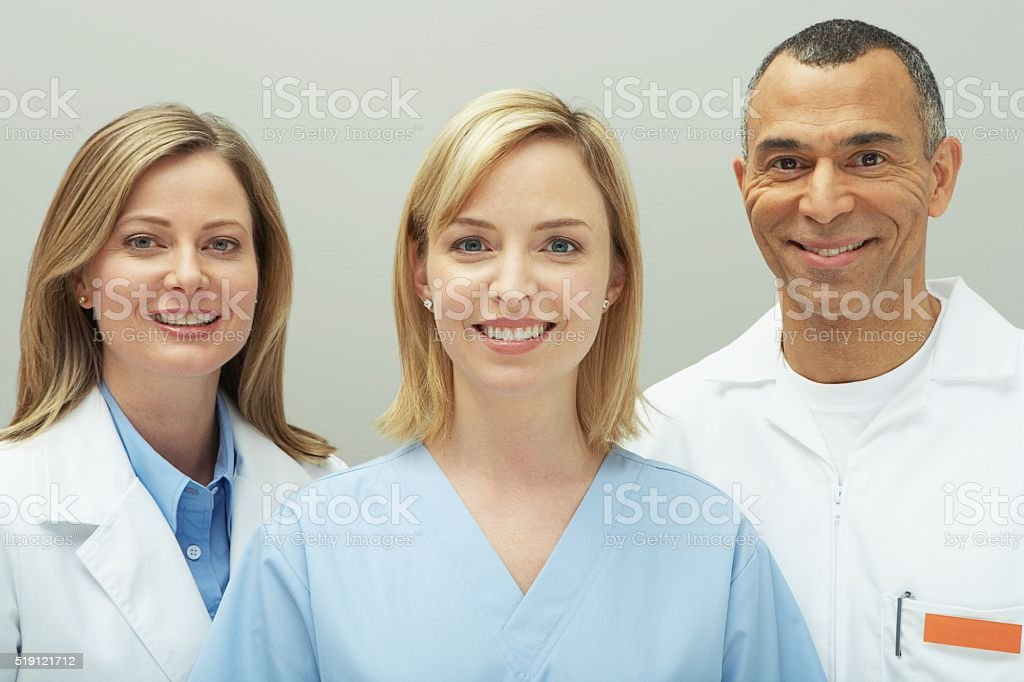 Dentists stock photo