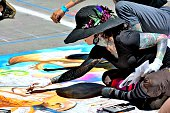 2016 Denver Chalk Art Festival