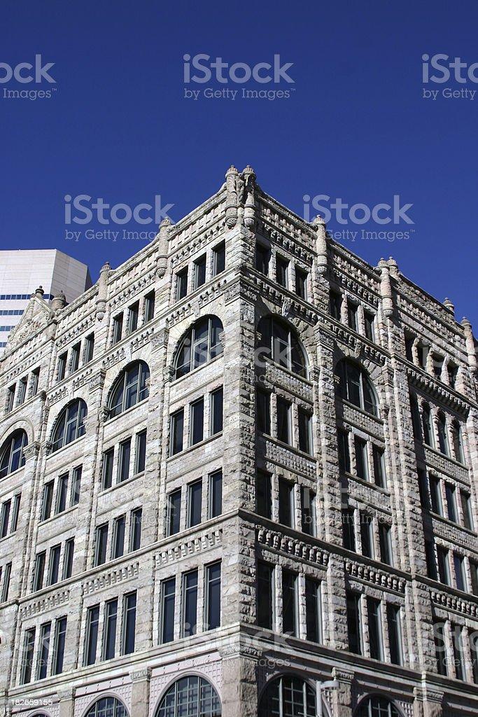 Denver royalty-free stock photo