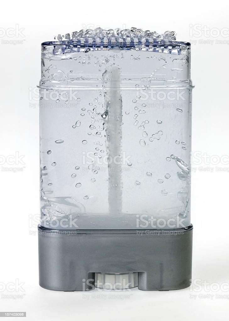 Deodorant Gel Close up stock photo