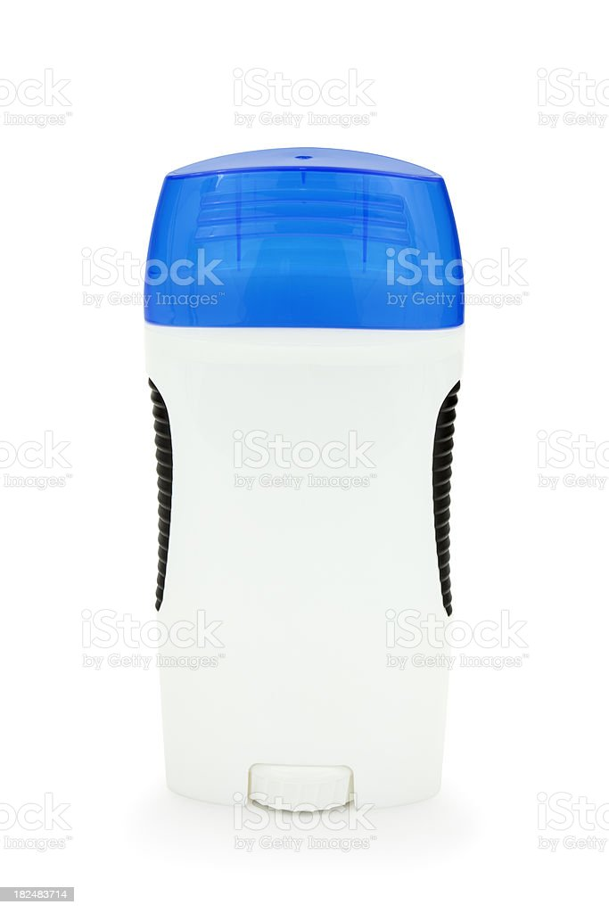 Deodorant Isolated royalty-free stock photo