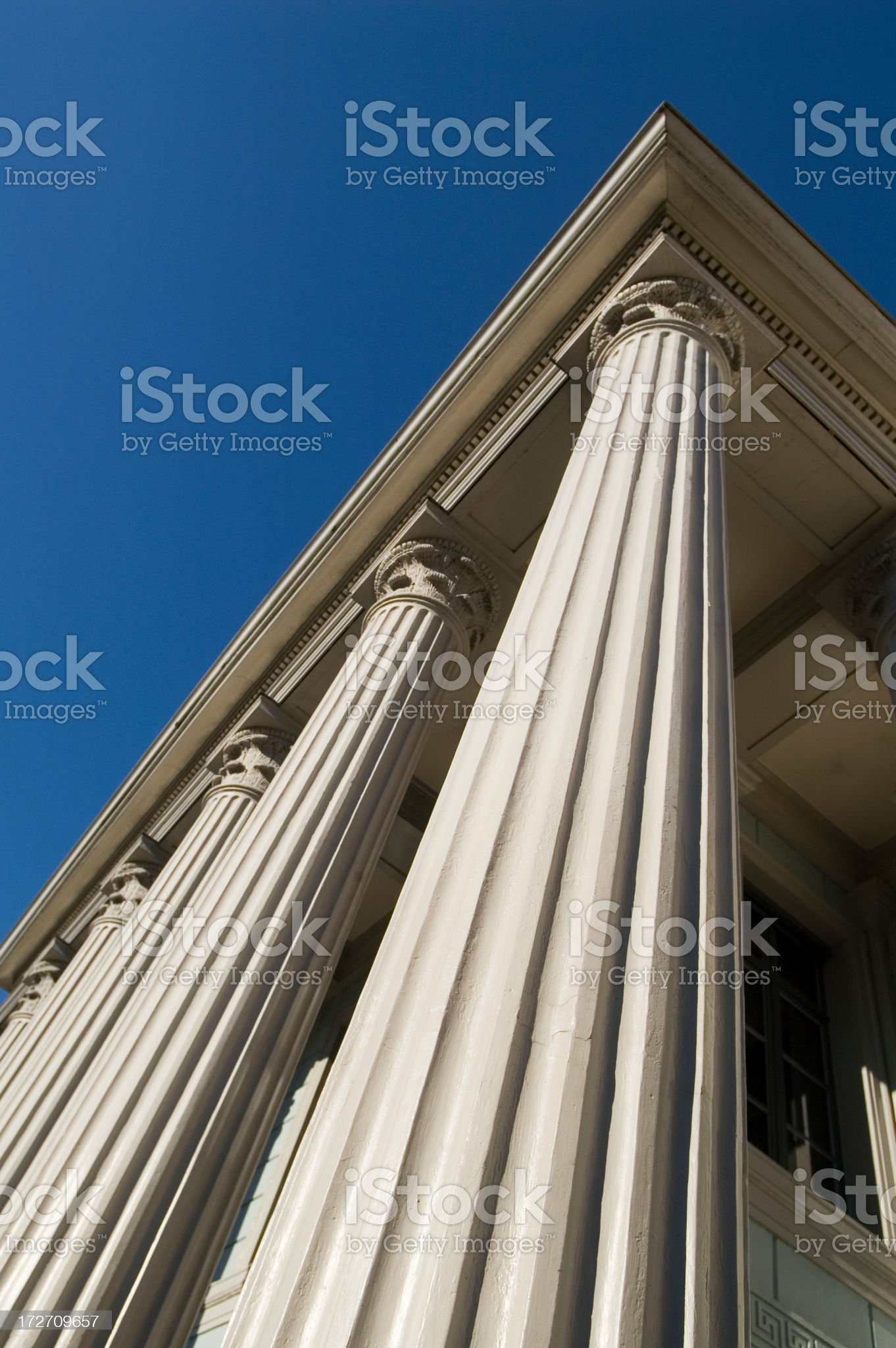 Department of justice royalty-free stock photo