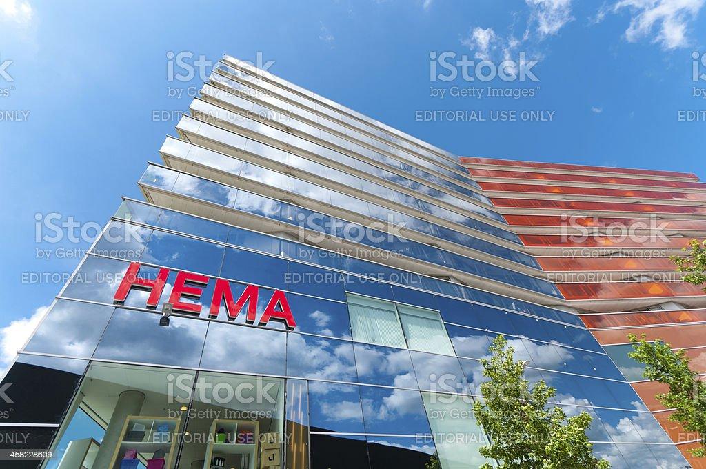 HEMA department store stock photo