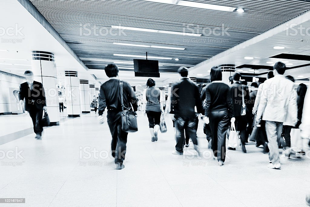 departure area royalty-free stock photo