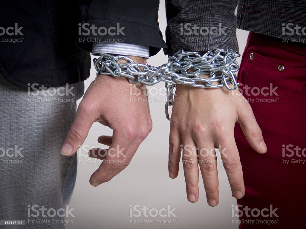 Dependency royalty-free stock photo