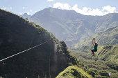 Deportes extremos en Cuzco, Peru