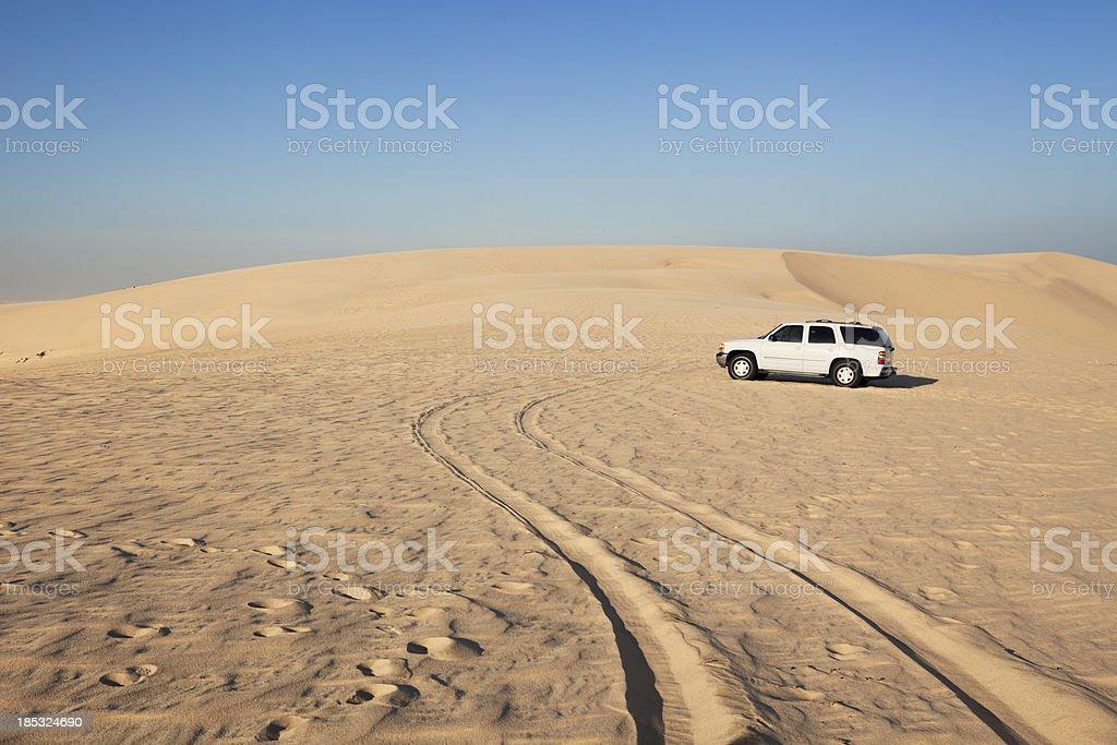 Desert adventure royalty-free stock photo