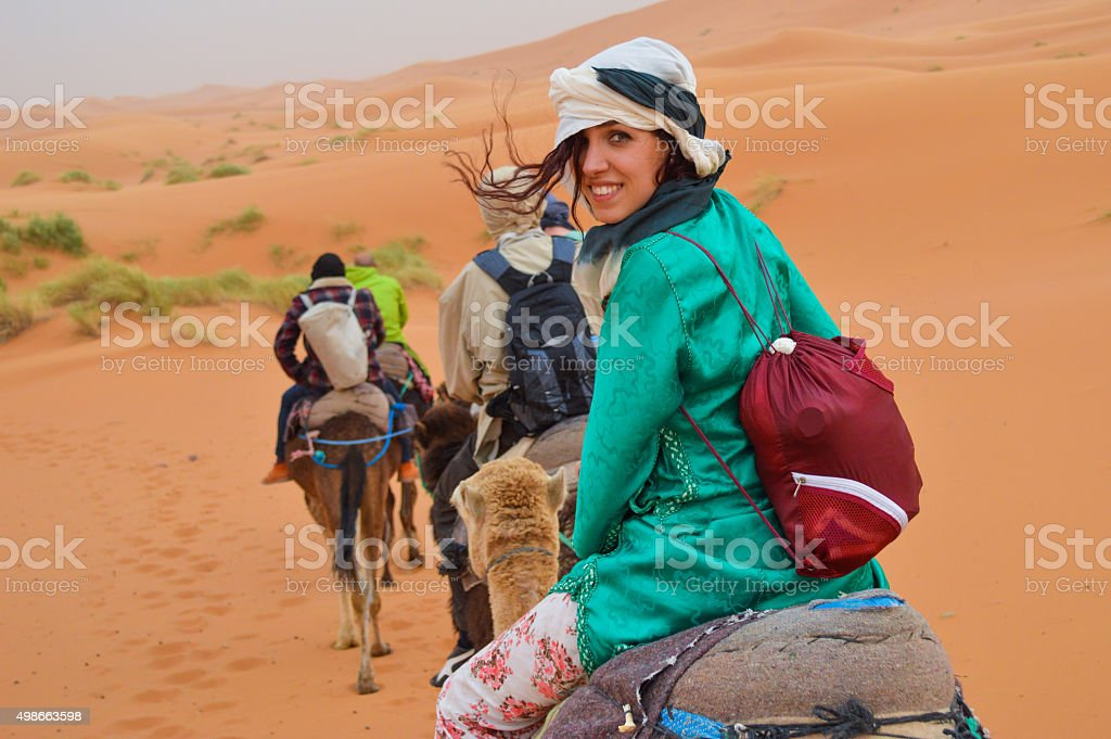 Desert desire! stock photo